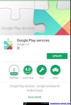 Google Services apk