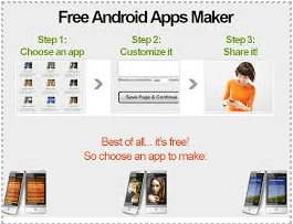 Android Apps Maker Software Free Download For PC