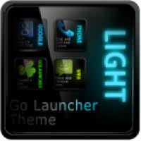 Go launcher theme for android