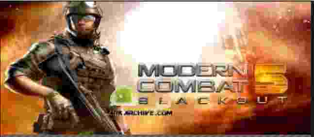 Modern Combat 5 download for android