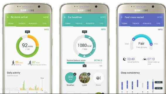 Samsung Health App Download Latest V6.5.0.039 Free