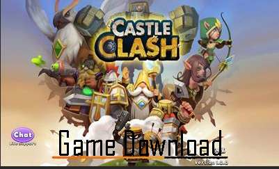 castle clash game