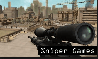 Sniper 3D Gun Shooter game for Android
